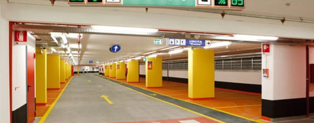 Como - Impresa di Pulizie Parcheggi a Como